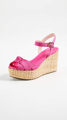Kate Spade Tilly Strappy Wedges