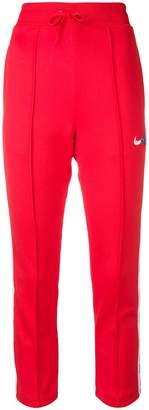 Nike skinny track pants