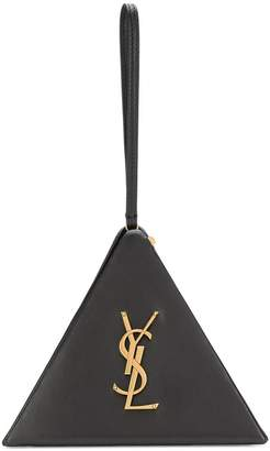 Saint Laurent Monogram triangle bag