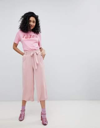 New Look Crop Culottes