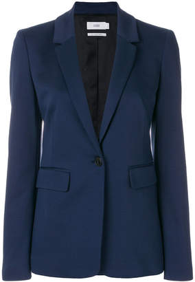 Closed classic fitted blazer