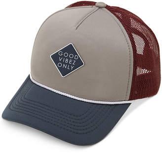 O'Neill Juniors' Vibez Graphic Trucker Hat