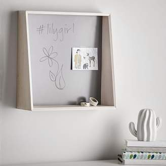 Pottery Barn Teen Cubby System Dry Erase Board