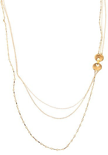 Linked Layering Chain Necklace
