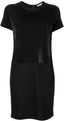 D-Exterior D.Exterior plain T-shirt dress