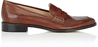 Barneys New York Women's Penny Loafers - Brown
