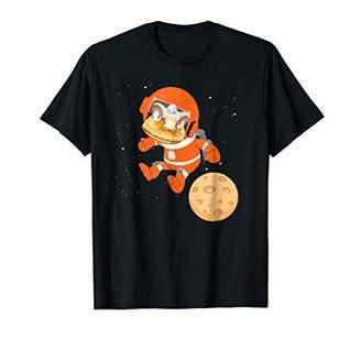 Galaxy Cosmo Galactic Dinosaur Astronaut T-Shirt