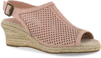 Easy Street Shoes Stacy Espadrille Wedge Sandal - Women's
