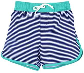 Bebe Toddler Boys Sail Stripe Boardshort