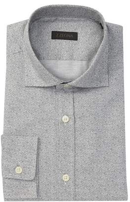Ermenegildo Zegna Floral Dress Shirt