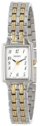 Seiko Women's SXGL61 Quartz White Dial Watch