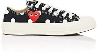Comme des Garcons Women's Chuck Taylor '70s Canvas Sneakers - Black