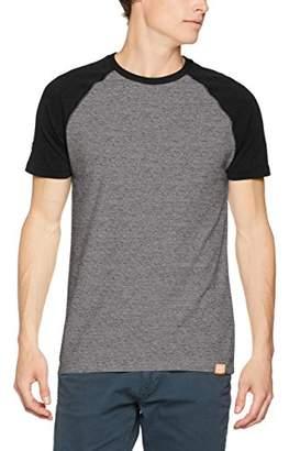 Superdry Men's Orange Label Baseball T-Shirt