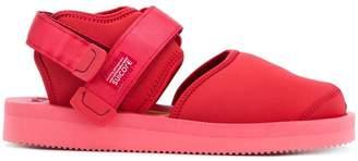Suicoke closed toe sandals