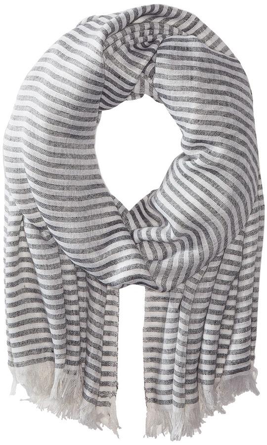 Chan LuuChan Luu - Stripe Cashmere Scarf Scarves