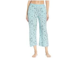 Life is Good Cropped Sleep Pants