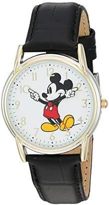 Disney Women's 'Mickey Mouse' Quartz Metal Watch