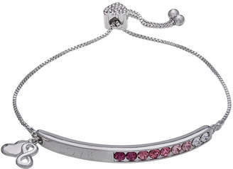 SPARKLE ALLURE Sparkle Allure Womens Pink Stretch Bracelet