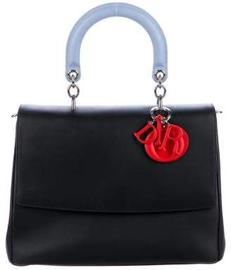 Christian Dior Be Double Flap Bag