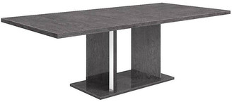 One Kings Lane Noble Extension Dining Table - Gray Birch