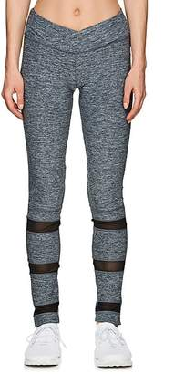Electric Yoga WOMEN'S MESH-INSET SLIM LEGGINGS