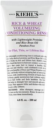Kiehl's Kiehls Rice and Wheat Volumizing Conditioning Rinse