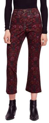 Free People Tailored Crop Pants
