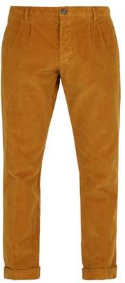 J.w.brine J.W. Brine J.w. Brine - New Marshall Corduroy Trousers - Mens - Brown