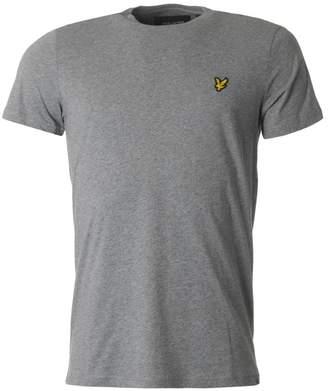 Lyle & Scott Short Sleeved Crew Neck T-shirt