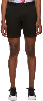 Saturdays NYC Black Tommy Shorts