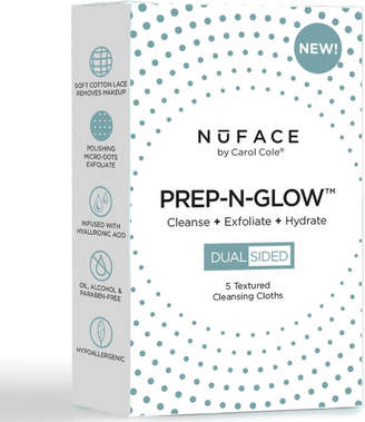 NuFace Prep-N-Glow Cloths (Pack of 5)