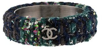 CC Tweed Bangle