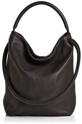Baggu Soft Leather Shoulder Bag
