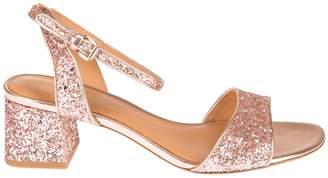Ash Glitter Sandals
