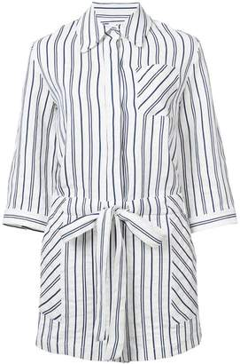 Milly striped romper