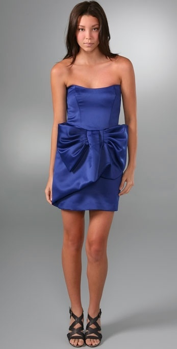 Foley + Corinna Bow Dress