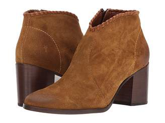 Frye Nora Whipstitch Shootie Women's Pull-on Boots