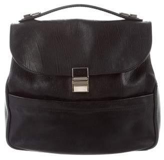 Proenza Schouler Medium Kent Leather Satchel