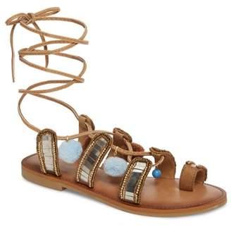 BP Bassie Ankle Strap Sandal
