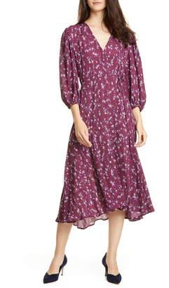 Lewit Wrap Dress