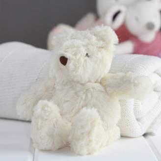 Nest Mini Cream Bear Newborn Soft Toy