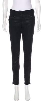 Armani Exchange Mid-Rise Skinny Pants