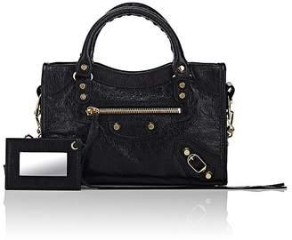 Balenciaga Women's Arena Classic Mini City Bag $1,395 thestylecure.com