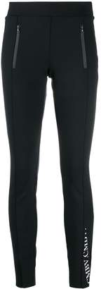 Cambio zipped side pocket leggings