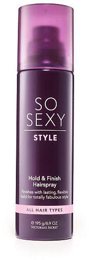 So Sexy Style Hold & Finish Hairspray
