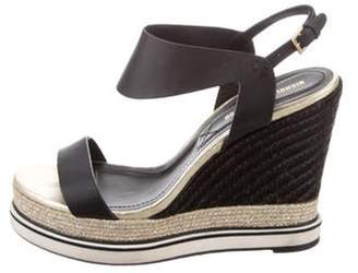 930b69356e9 Black Espadrille Wedge - ShopStyle