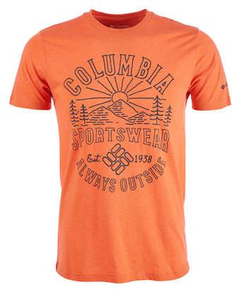 Columbia Men Arctic Logo Graphic T-Shirt