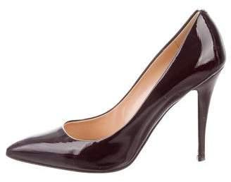 Giuseppe Zanotti Patent Leather Pointed-Toe Pumps