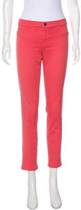 Emilio Pucci Mid-Rise Straight-Leg Jeans