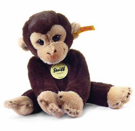 Steiff Little Friend Monkey Koko